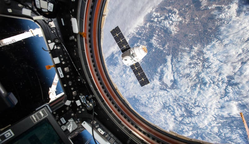 SpaceX to Launch 10th Resupply Ship to Space Station Next Week
