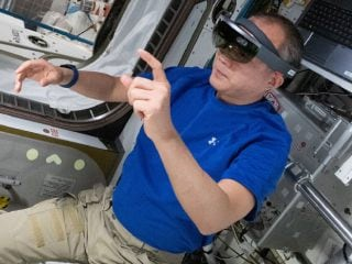 NASA Astronauts Aboard ISS To Use Augmented Reality Technology To Repair Tools