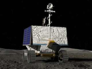 NASA's VIPER Mission to Map Water, Other Resources on Moon in 2023