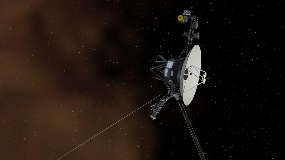NASA's Voyager 1 Space Probe Detects 'Persistent Hum' 14 Billion Miles From Earth