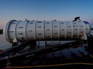 Microsoft Deploys Data Centre on Sea Floor to Test Energy Efficiency