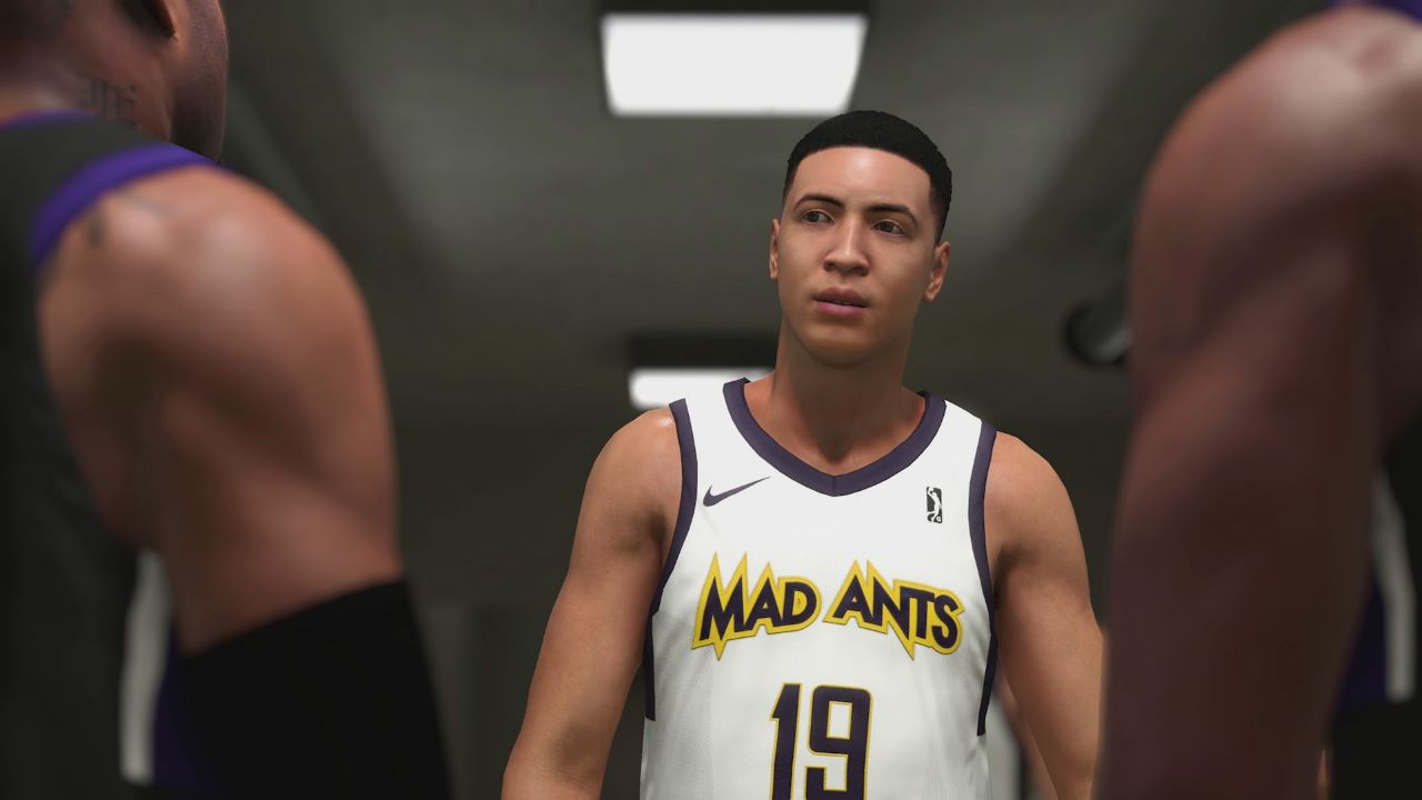 d925ac56e1d NBA 2K19 s MyCareer Shows a Studio Unwilling to Change
