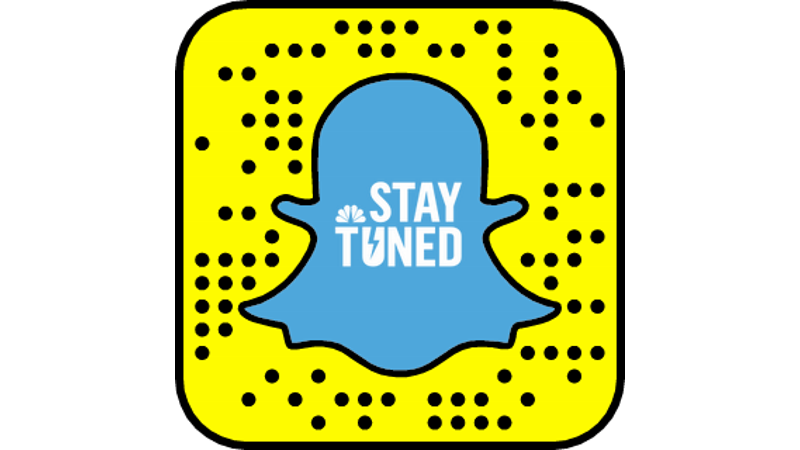 Snapchat Gets 'Stay Tuned', a 3-Minute News Show Produced by NBC News