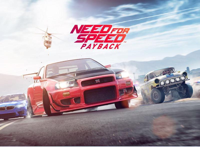 NFS Payback Release Date, Download Size, Car List, System Requirements, and More