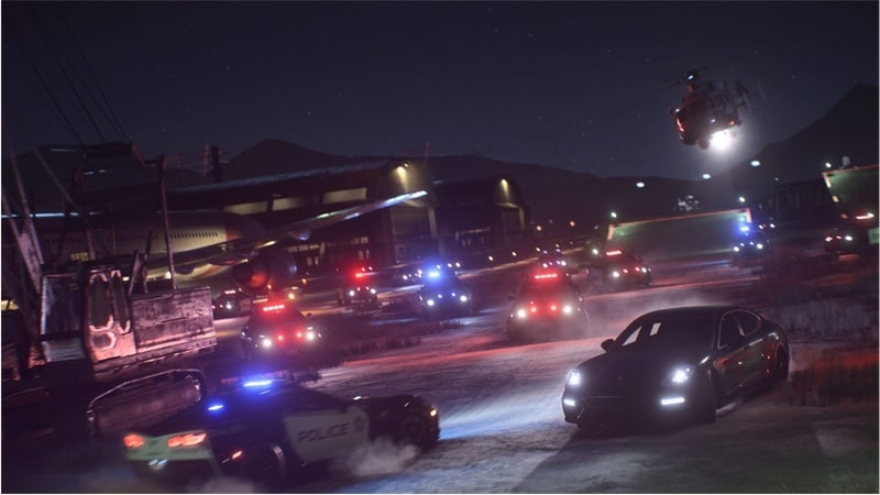 need for speed payback cops Need for Speed Payback