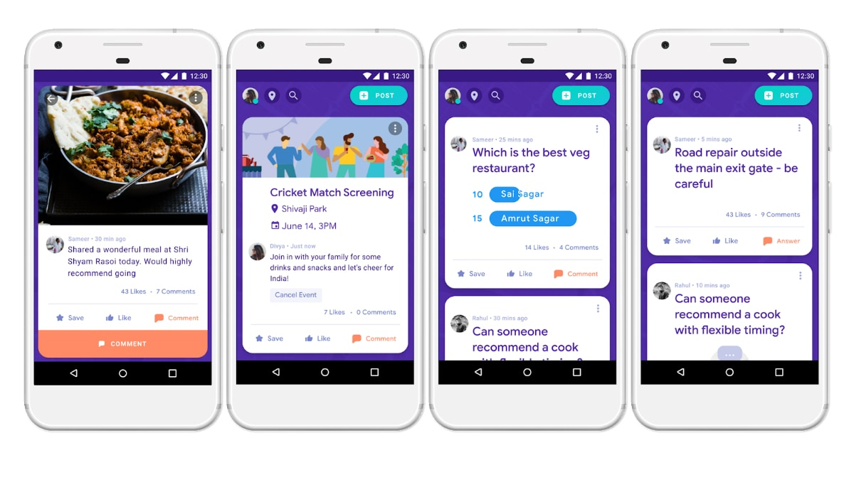 Google Neighbourly App Update Brings Ability to Post Photos, Create Events, and Share Tips