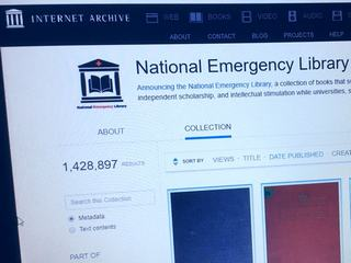 Internet Archive Opens National Emergency Library, Offers 1.4 Million Copyright E-Books for Free