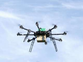 Nepal's Medical Drones Bring Healthcare to the Himalayas
