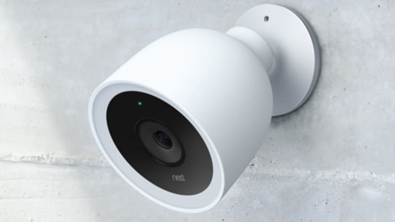 Nest Secure Starter Pack New Cam Iq And Hello Video