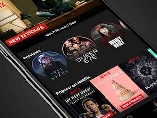 Netflix Brings Mobile Preview Trailers to iOS, Android to Follow