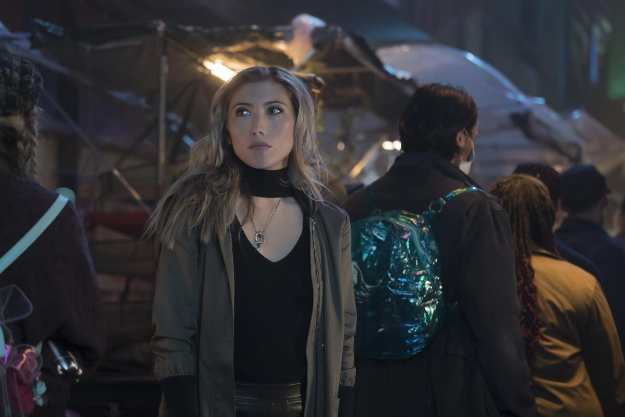 netflix altered carbon dichen lachman Netflix Altered Carbon