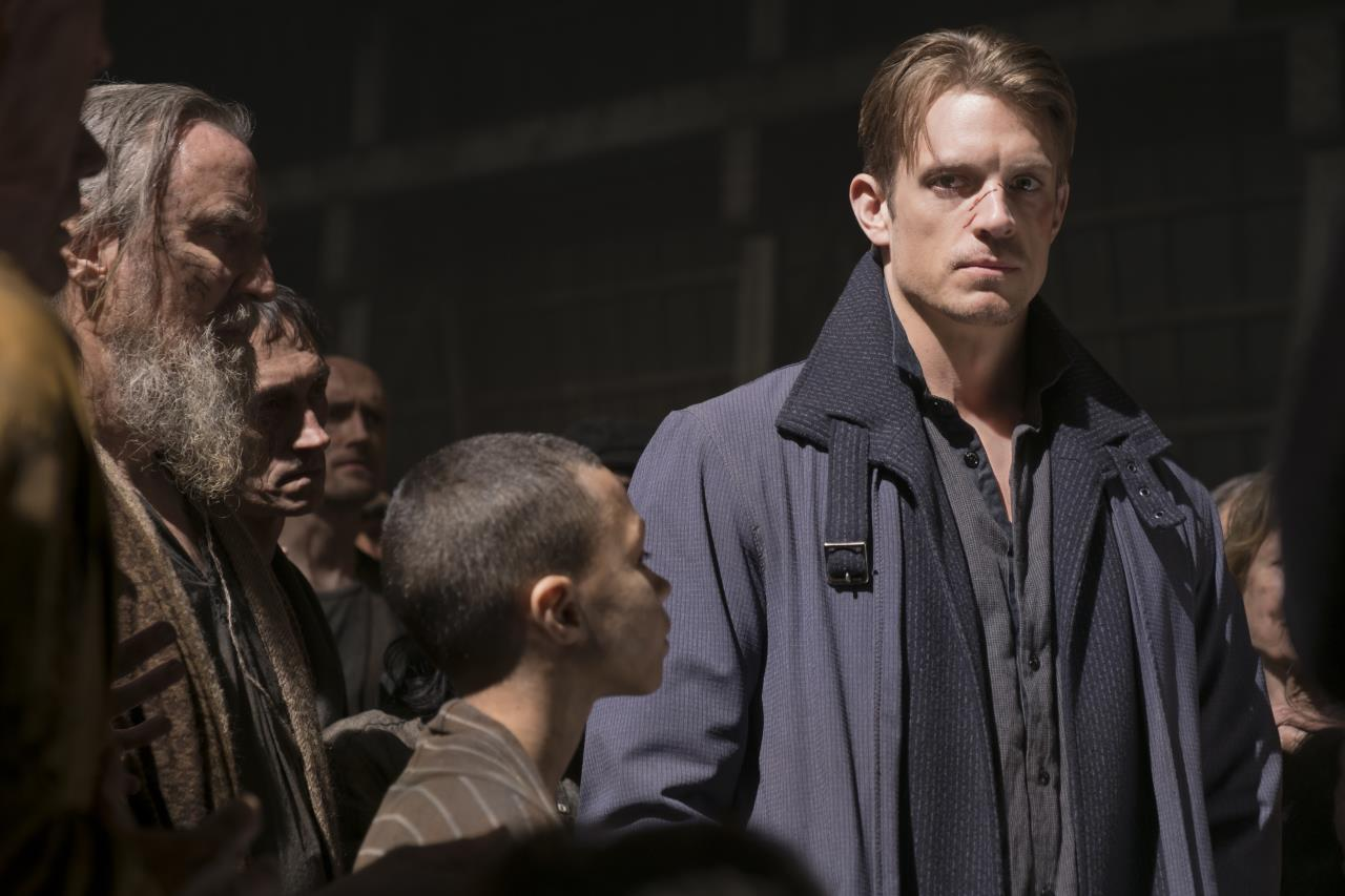 Learn The History of Immortality in Altered Carbon Featurette