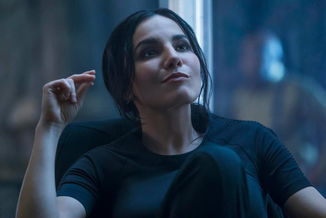 netflix altered carbon martha higareda Netflix Altered Carbon