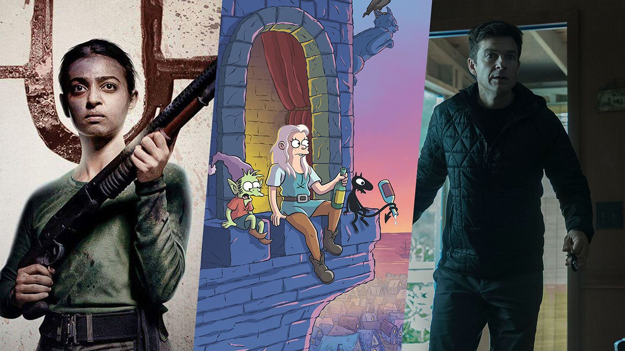 Ghoul, Disenchantment, Ozark, and More on Netflix in August 2018