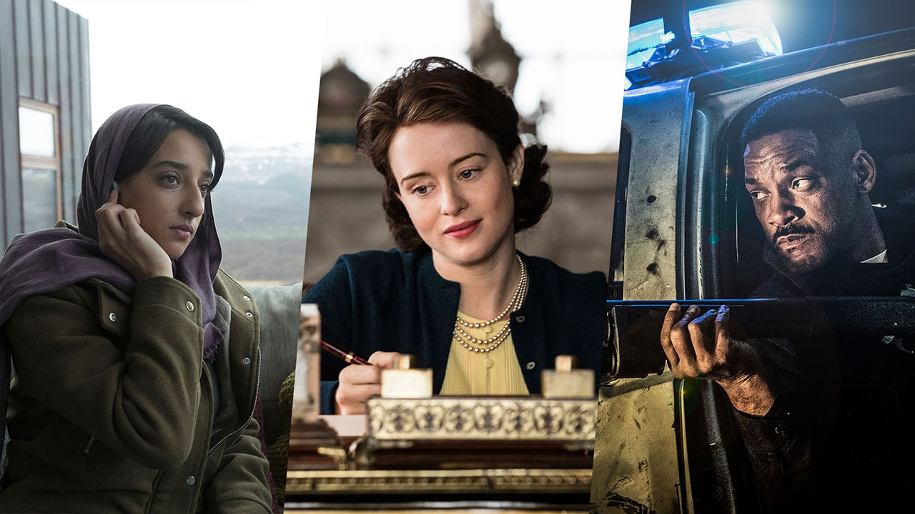 Black Mirror, The Crown, Bright, and More on Netflix This December