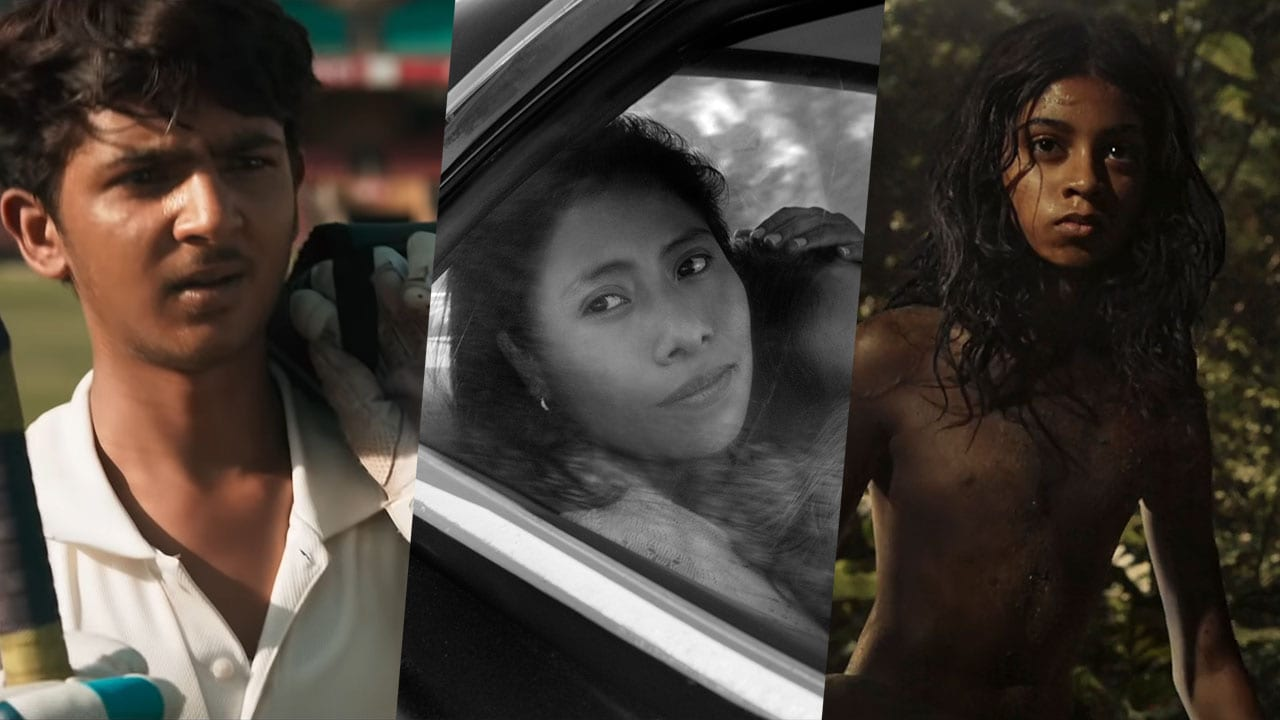 Selection Day, Roma, Mowgli: Legend of the Jungle, and More on Netflix in December 2018
