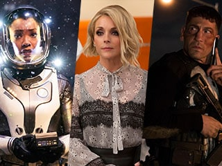 Star Trek: Discovery, Unbreakable Kimmy Schmidt, The Punisher, and More on Netflix in January 2019