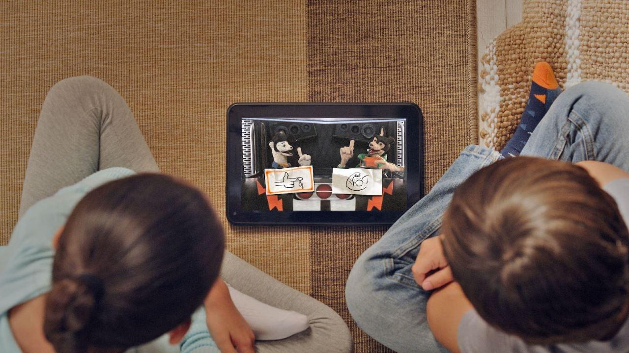 netflix interactive tv Netflix interactive TV kids