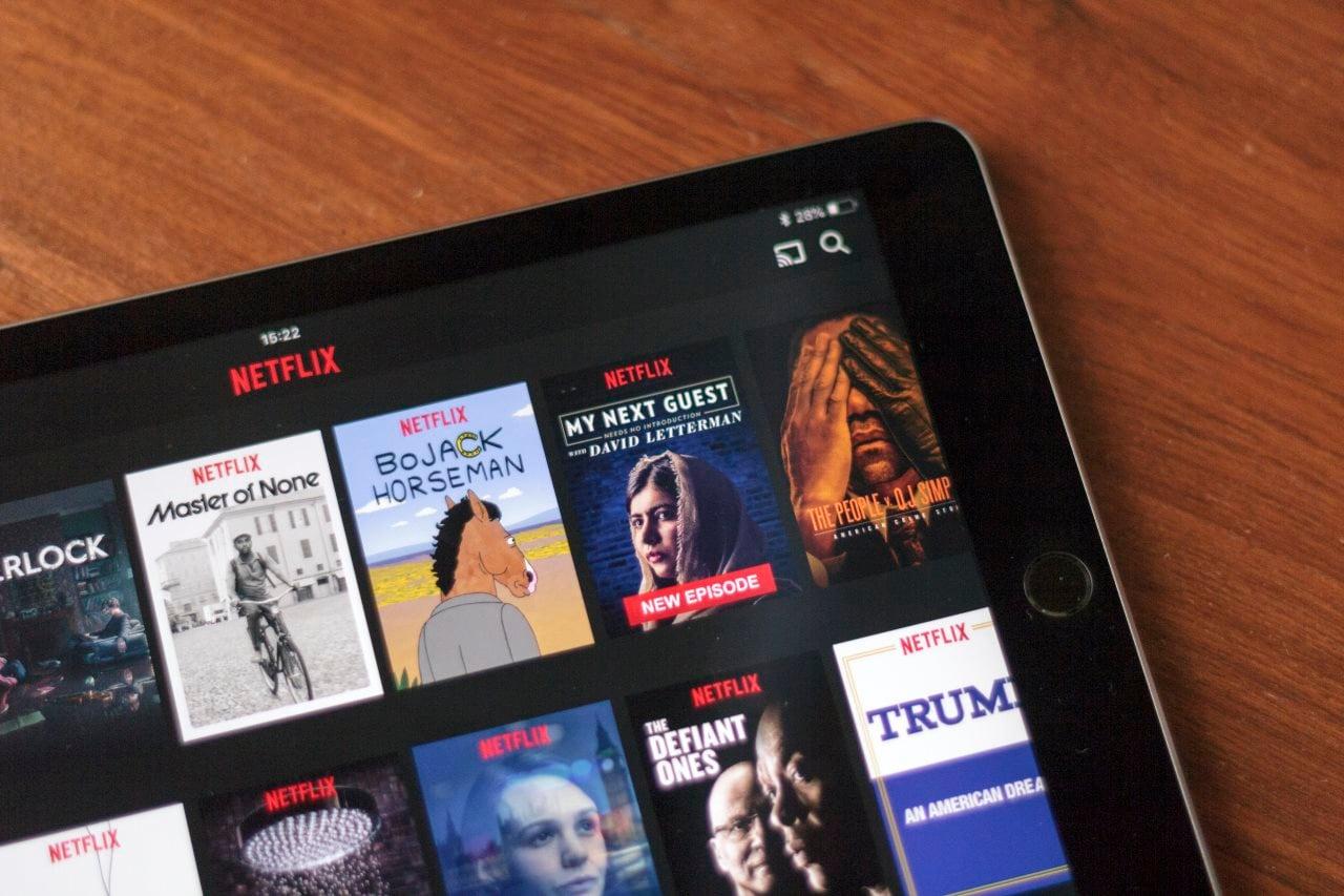 netflix ipad Netflix
