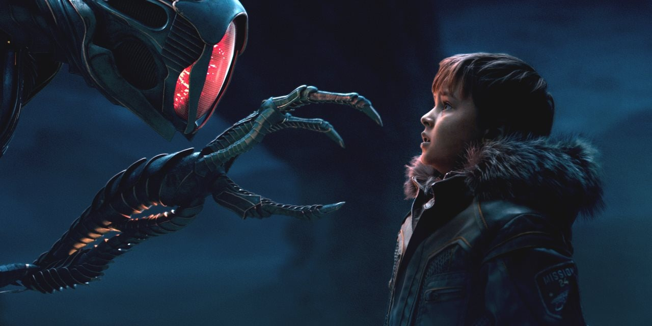 Netflix's Lost in Space Is Like 'Lost', but in Space