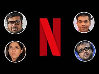 Netflix Acquires an Original Anthology Movie From Anurag Kashyap, Karan Johar