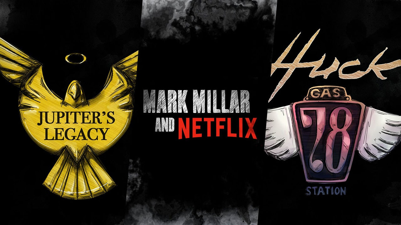 Netflix Announces 5 Film, TV Projects Based on Mark Millar Titles