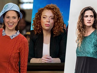 Michelle Wolf, Unbreakable Kimmy Schmidt, Fauda, and More on Netflix This May