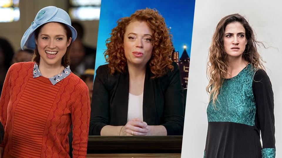 Michelle Wolf, Unbreakable Kimmy Schmidt, Fauda, and More on