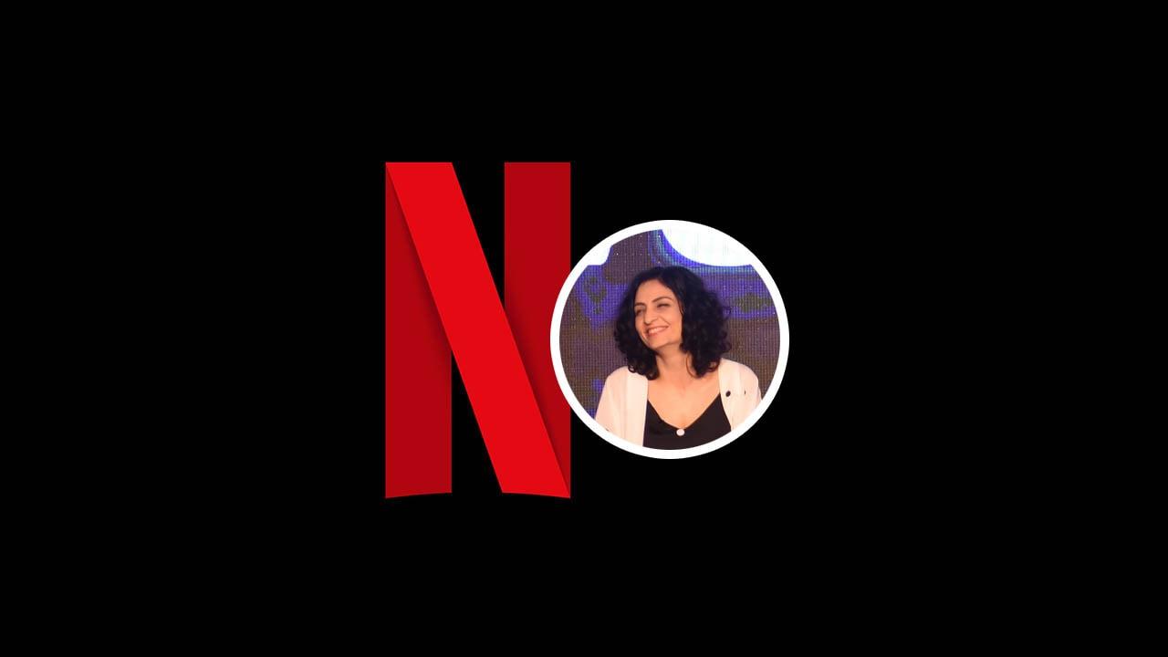 Voot's Monika Shergill to Head Original Series at Netflix India