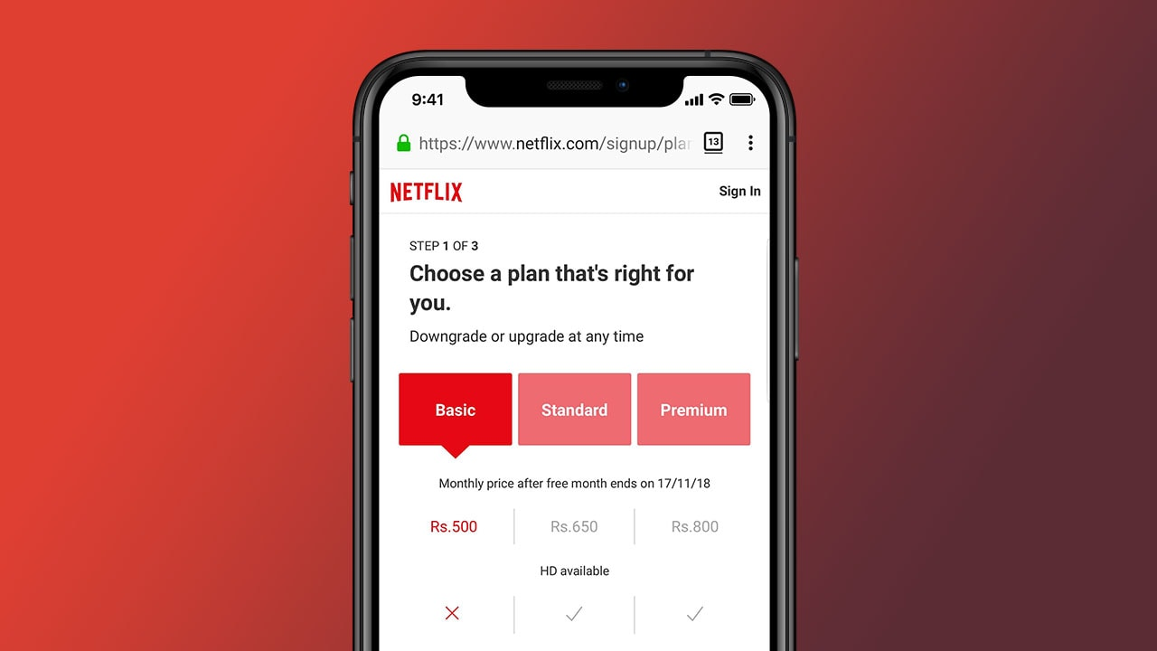 Netflix Ready to 'Experiment' With Lower Pricing to Get More Subscribers in India and Elsewhere