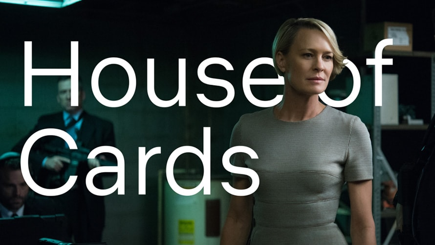 netflix sans 4 Netflix Sans House of Cards