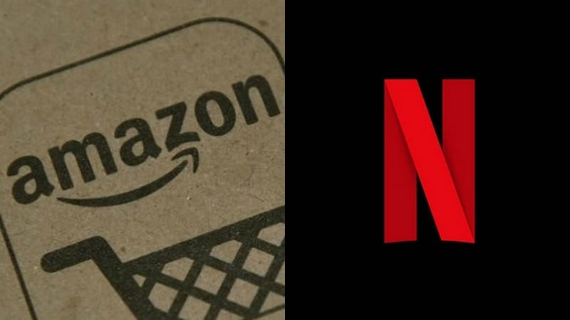 Netflix, Amazon Win New Favour After Wall Street Sell-Off