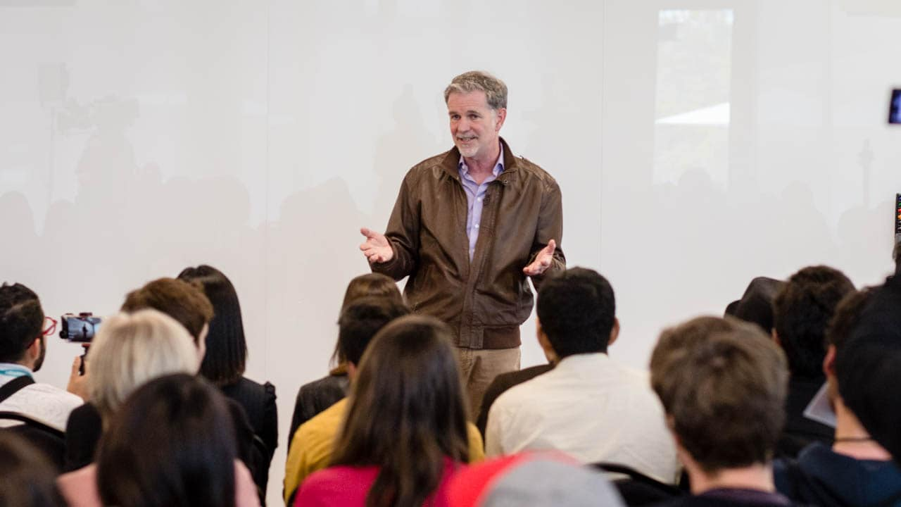 Netflix CEO Reed Hastings Talks India Pricing, Film Distribution, and Why Ratings Are Kept Secret
