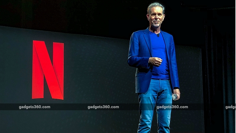 Netflix Founder Gives $120 Million for US Black College Scholarships