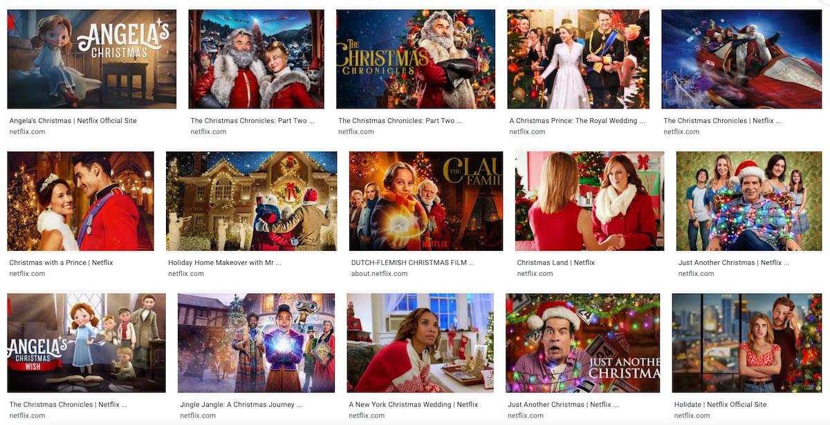 netflix christmas screenshot 1200 Netflix Christmas