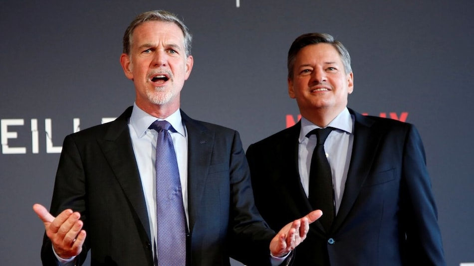 Netflix Adds More Than 10 Million New Subscribers, Names Ted Sarandos Co-CEO