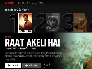 Netflix Is Finally Available in Hindi