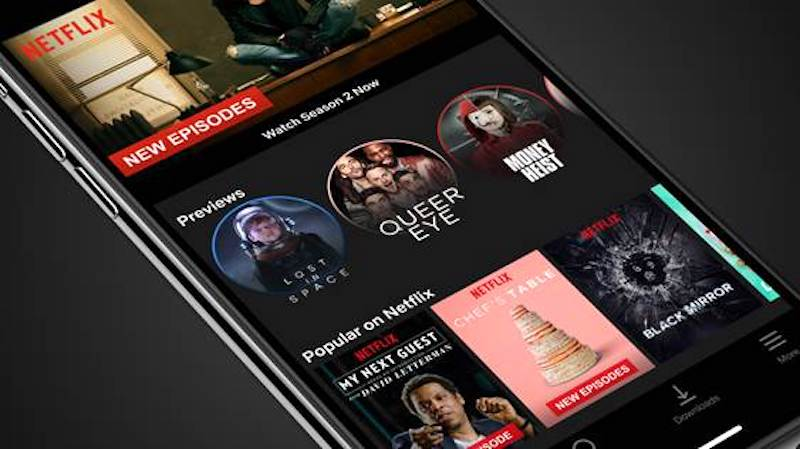 Netflix 'Mobile Preview' Vertical Video Trailers Go Live on iOS, Android to Follow
