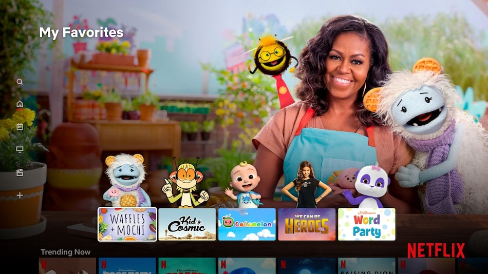 Netflix Kids Profiles Redesigned With an Emphasis on Characters