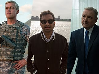 House of Cards, Master of None, War Machine, and More on Netflix in May