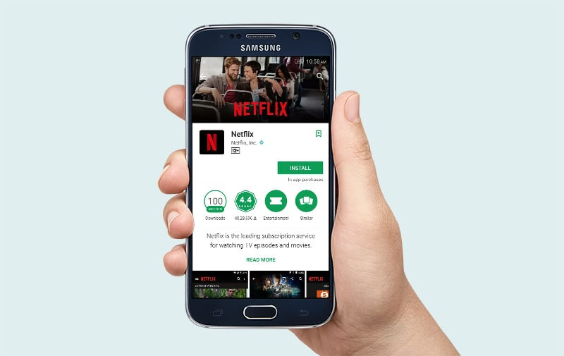 How Netflix's Global Rollout Saw Execs Trade Their iPhones for Android
