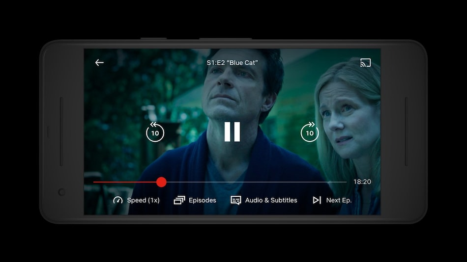 Netflix Playback Speed Controls Roll Out on Android