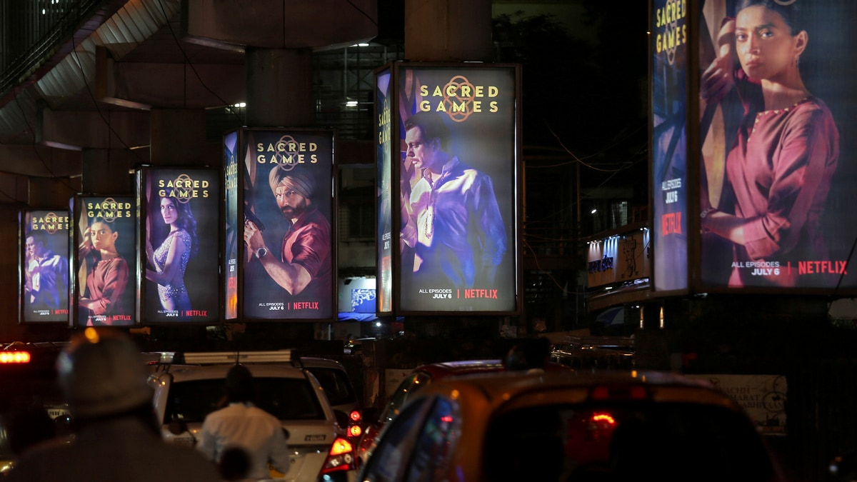 Netflix, Amazon Said to Face Censorship Threat in India