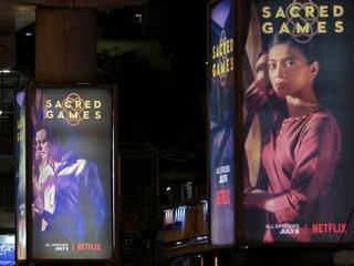 Netflix, Amazon Said to Face Censorship Threat in India