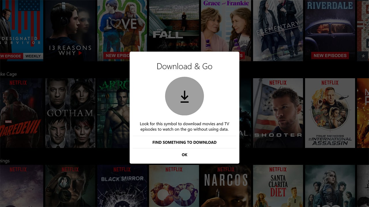 Netflix for Windows 10 Gets Download and Offline Viewing Features