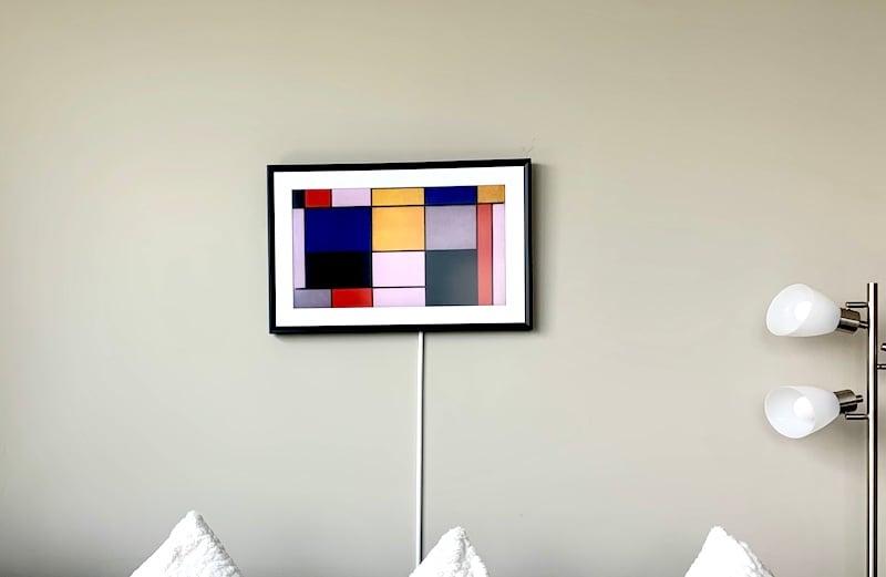 Could the Netgear Meural Canvas II Make me an Art Lover in Six Months?