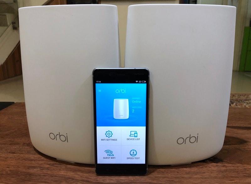 Netgear Orbi Review | NDTV Gadgets360 com
