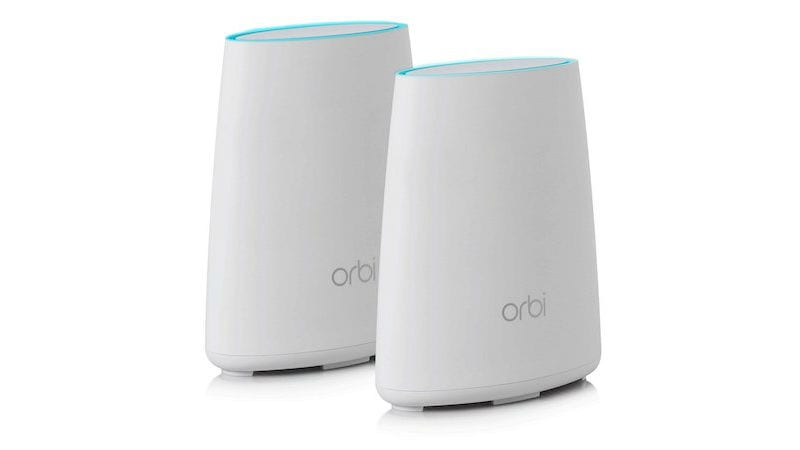 Netgear Launches Orbi Tri-band Wi-Fi Systems for Small to Mid-Sized Homes in India: Price, Specifications