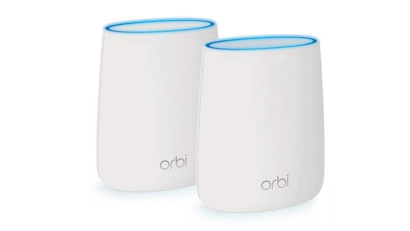 Netgear Orbi RBK20 Tri-Band Wi-Fi Router Launched in India at Rs. 24,999