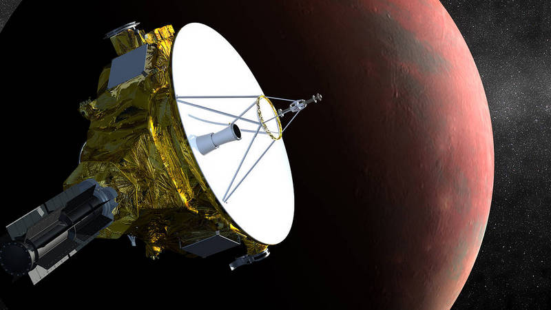 NASA's New Horizons Spacecraft to Reach Ultima Thule on New Year's Day